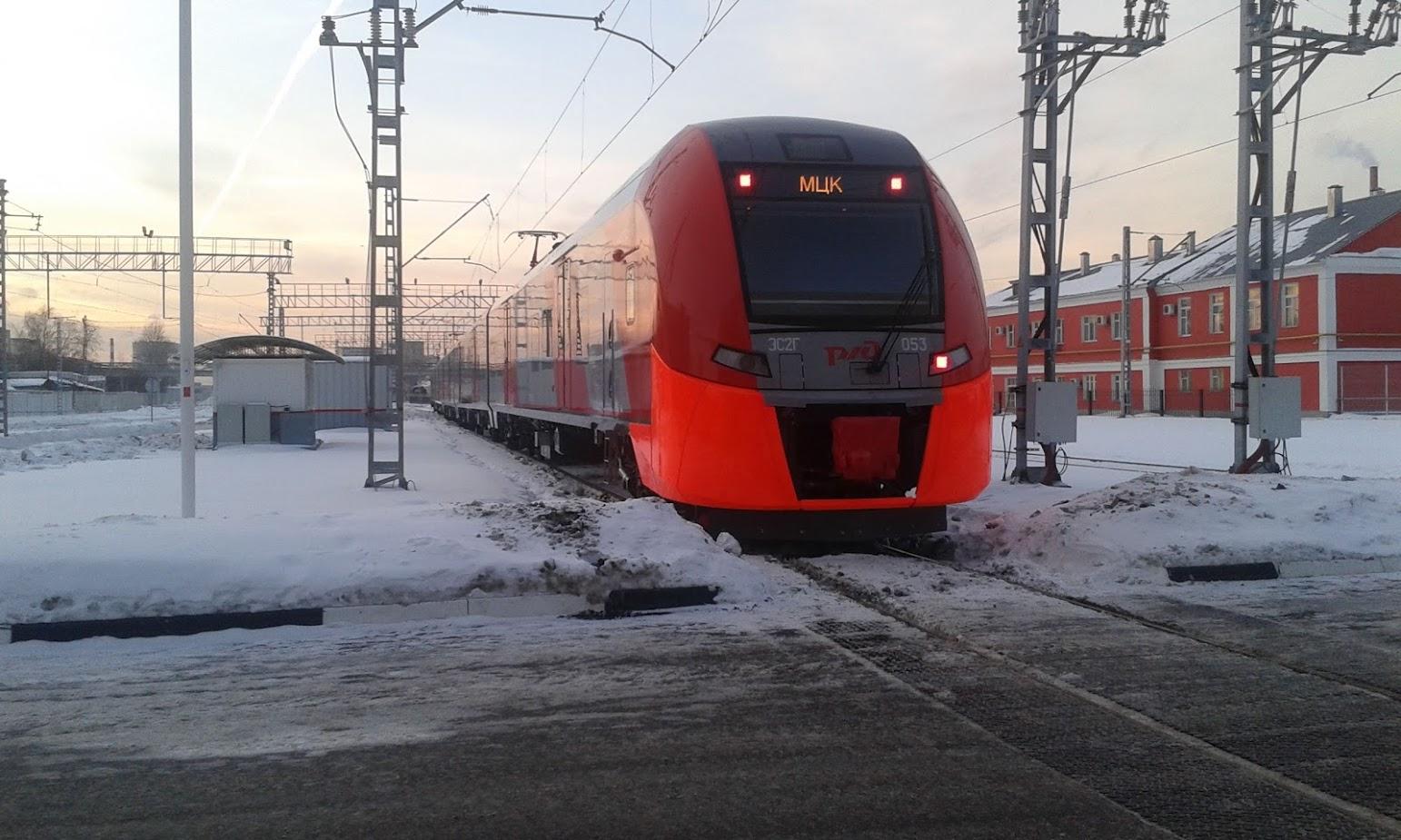 Применение АПК-ДК(СТДМ) на Московском Центральном Кольце