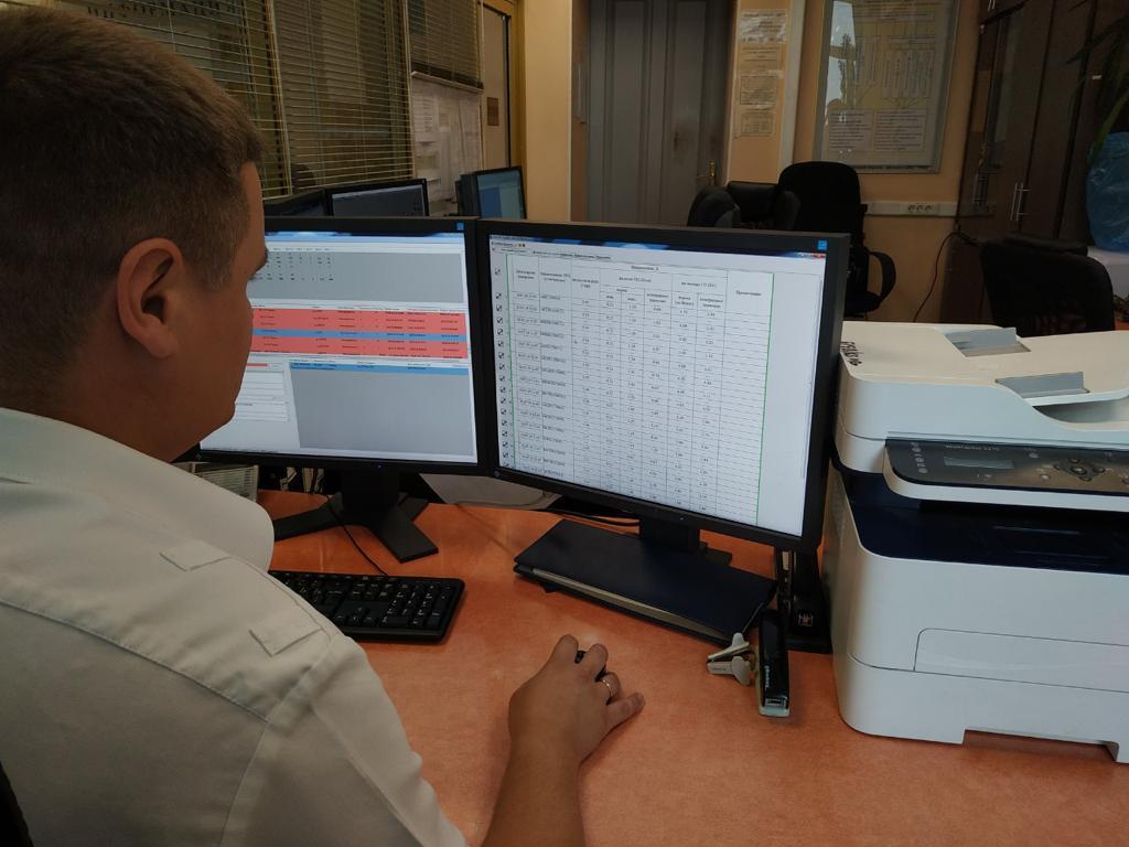АРМ АТО (автоматизированной технологии обслуживания устройств)